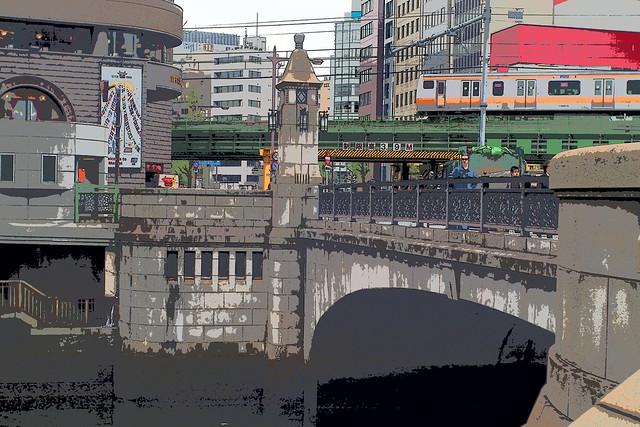 Ligne Claire Akihabara - Manseibashi