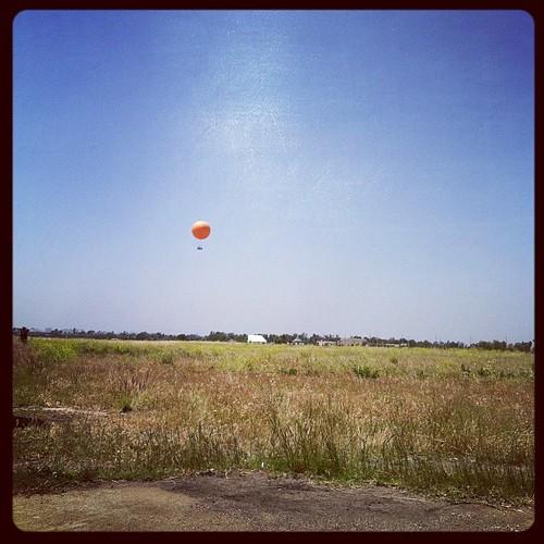 Orange County Balloon Ride
