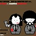 cavemen ninjaz[cover+art by sirmainlyhopkins.](1)