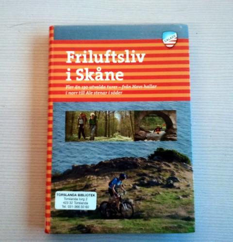 Friluftsliv i Skåne