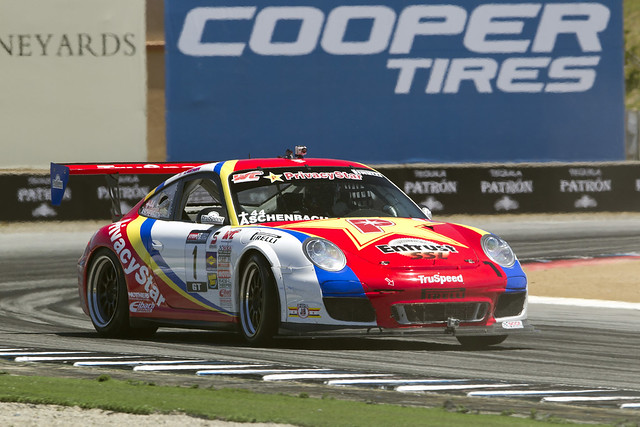 TruSpeed Motorsports Puts Four Drivers In Top 10 Driving Porsche GT3s