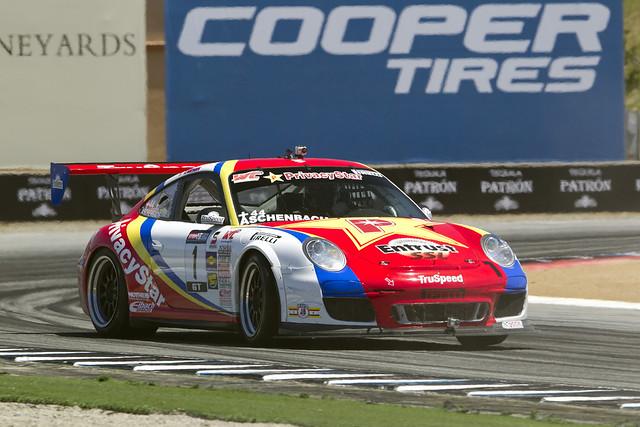 TruSpeed Motorsports Puts Four Drivers In Top 10 Driving Porsche GT3s