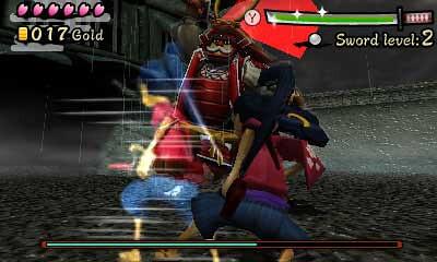 Sakura Samurai - Evasion
