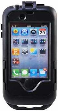 PeriPower iPhone 4S 外出嬉戲防水盒+自行車支架組