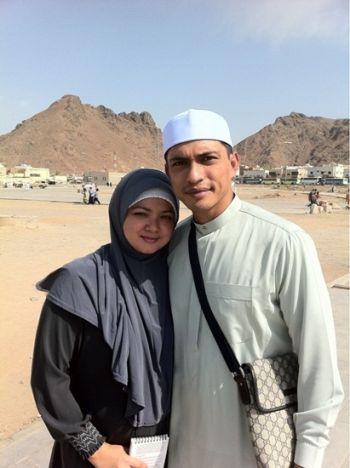 adi putra dan isteri