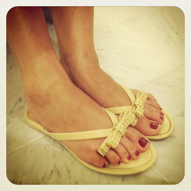 伊万卡·特朗普(Ivanka Trump) Nadia米色凉鞋