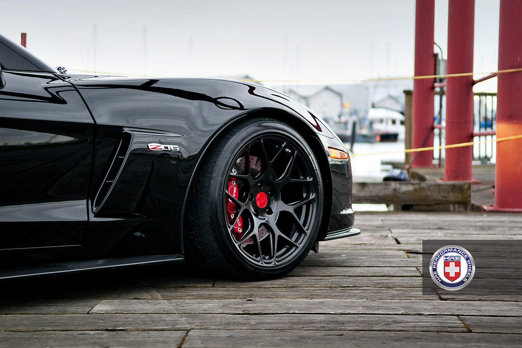 Semi Gloss Black Wheels Hre P40sc Semi-gloss Black