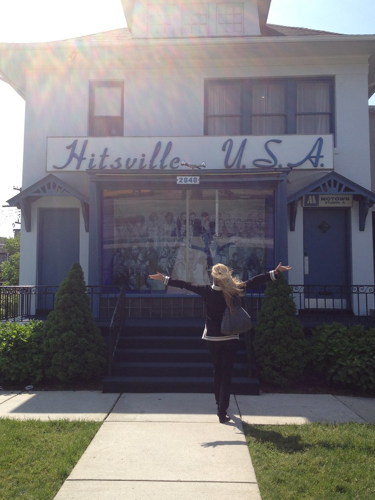 Photo Friday: Story of incredible innovation - at Hitsville, USA
