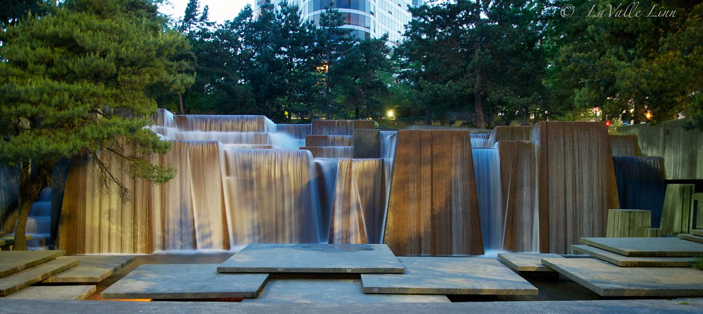 Ira C Keller Fountain