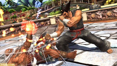 Tekken Tag Tournament 2 DLC Video Shows New Characters