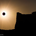 Annular Solar Eclipse over Wukoki Pueblo