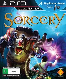 Sorcery para PS3