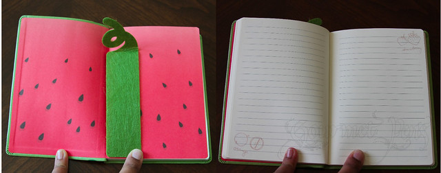 Watermelon Daycraft Inside