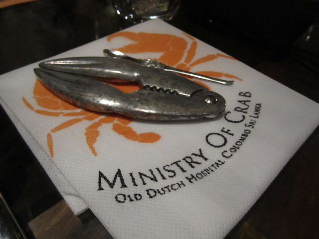 Slightly Peckish: Ministry of Crab 5