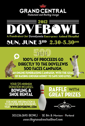 DoveBowl @ Grand Central Bowling