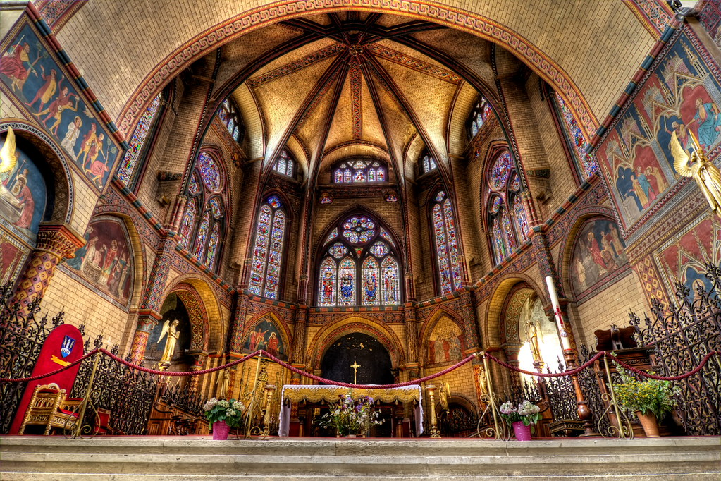 Cahors cathedral cath drale saint etienne de cahors depar flickr photo sharing - Cathedrale saint etienne de cahors ...