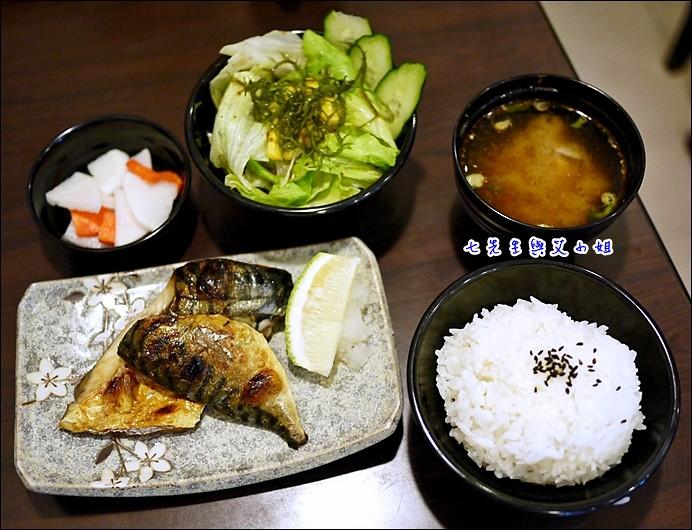 14 鯖魚套餐