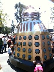 Maker Faire Dalek