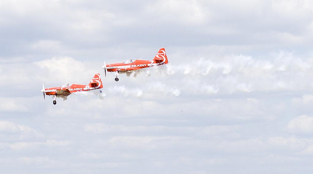 Żelazny - Festyn lotniczy Michałków 2012