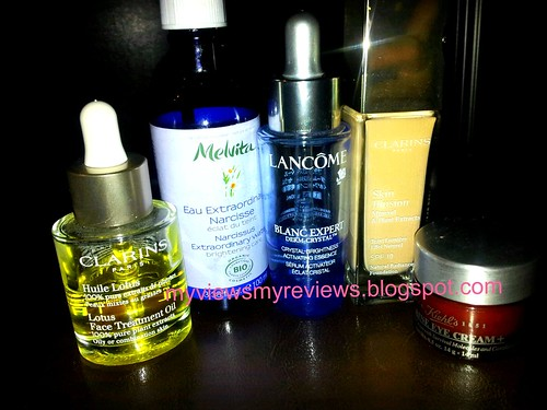 beauty box products