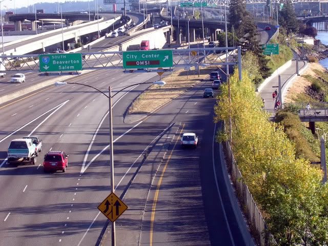 portland highways