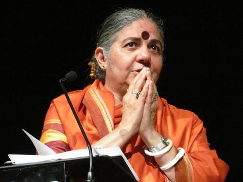 Vandana Shiva no Fronteiras do Pensamento