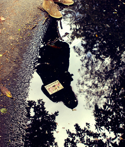 Reflection (www.kunst-und-gedanke.de)