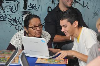 29.05.2012 Jornada de jóvenes y adultos mayores en Lugano