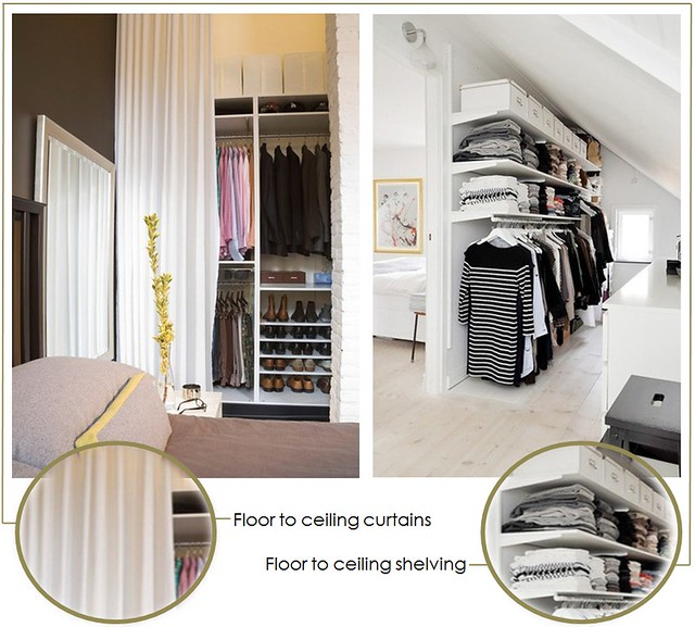 Closet For Small Space