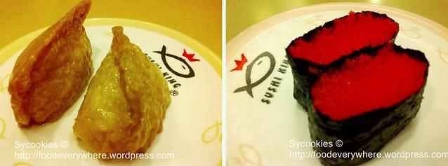 3. sushi king