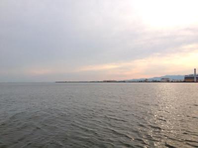 河口クルーズ