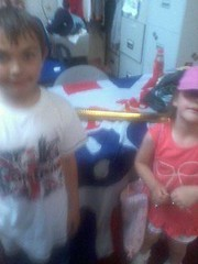 , Friday:  The Olympic Torch and Cub Camp