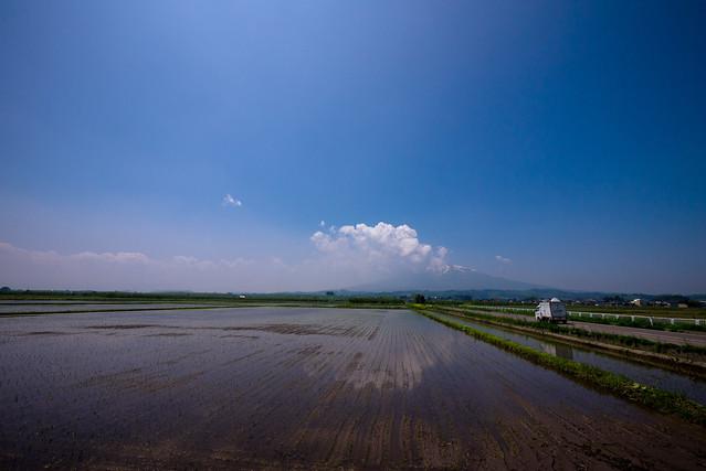 Photo:岩木山 By:syunsune1206
