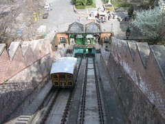 funicular, vehicle, transport, rolling stock, track, land vehicle,