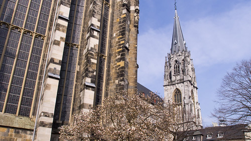 Aachen Cathedral and St. Foillan Church