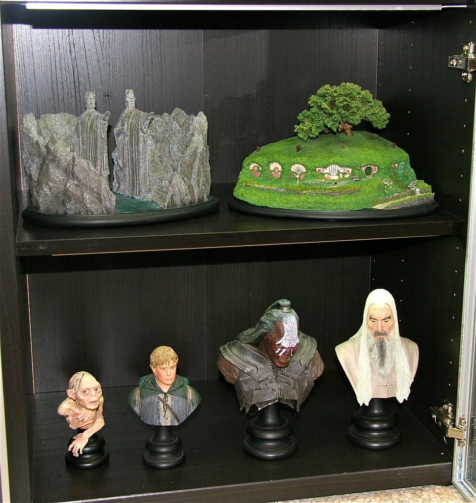 [Coleção] Lord Of The Rings  7340639894_b1e77df33b_b