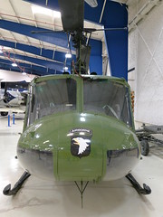 Front: UH-1V Iroquois