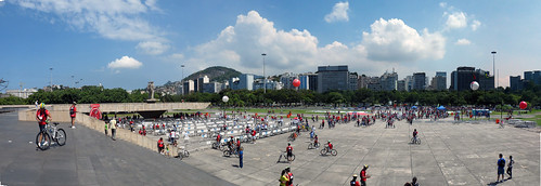 II World Bike Tour pano