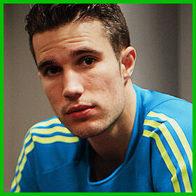Pictures of Robin van Persie