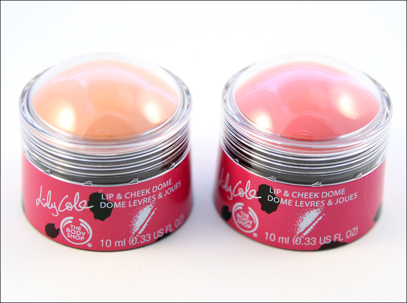 tbs lip & cheek dome