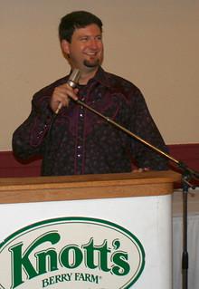 J. Eric Lynxwiler, our guest speaker