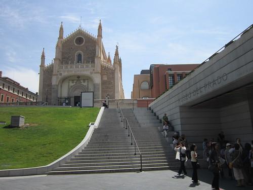 サン・ヘロニモス・エル・レアル教会 by Poran111