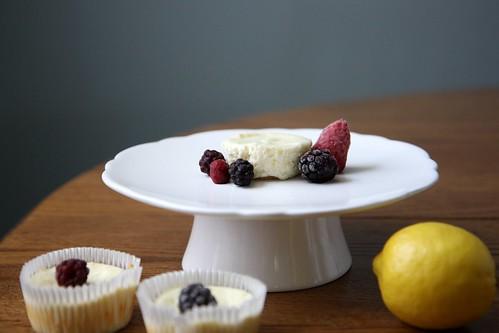 jenna laughs: lemon cheesecake cups
