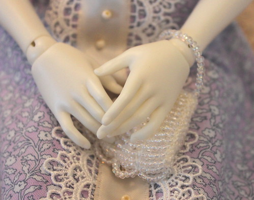 feminine hands