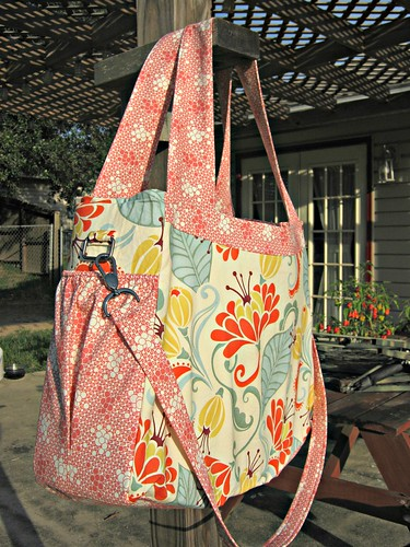 Diaper Bag Exterior