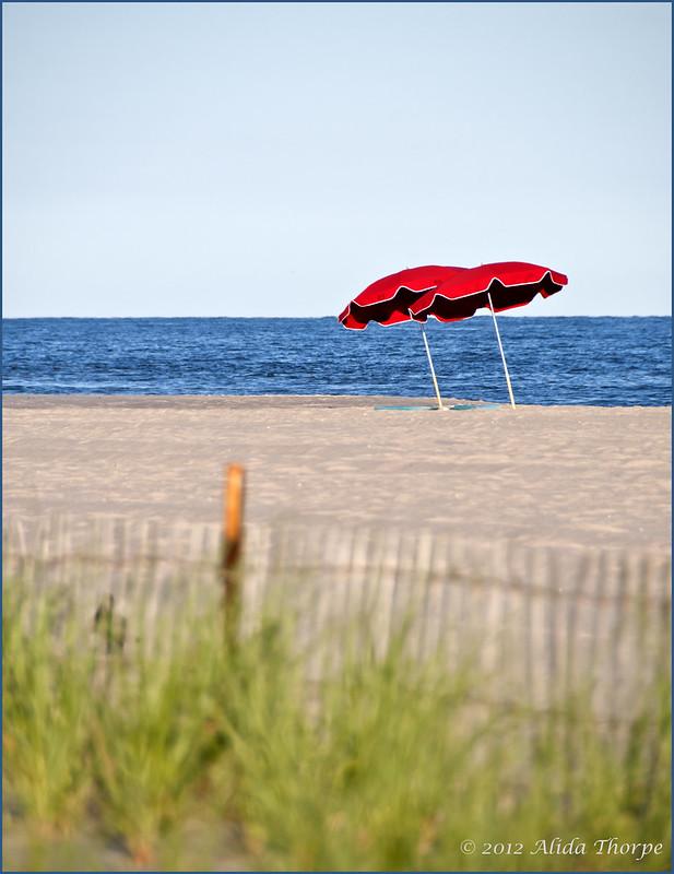Beach time!