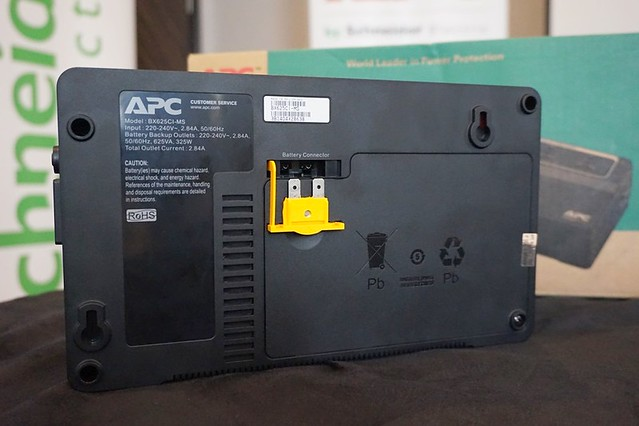 Schneider Electric Back-UPS Launch - back up power for SOHO-008