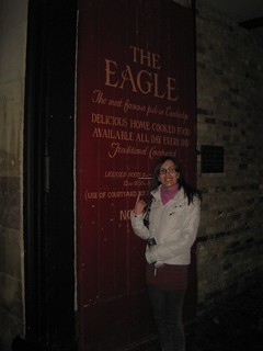 Cambridge Pubs - The Eagle