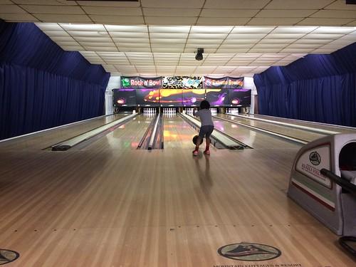 Bowling at KMC