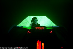 2012-08-18 DJ Skrillex closes Lowlands festival 2012, The Netherlands